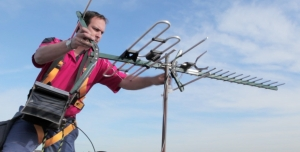tv aerial fitters Leeds